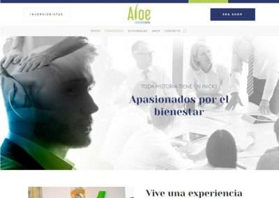 ALOE HOME SPA Cadena de spas