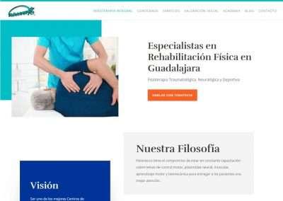 FISIONEURO Clínicas de fisioterapia