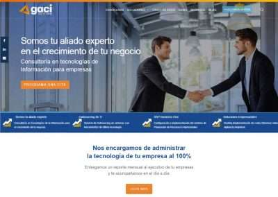 GACI Partner de SAP Business One