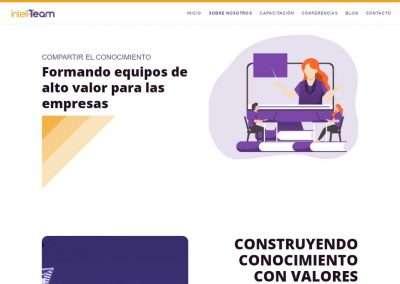 INTELITEAM Agencia de capacitación para empresas