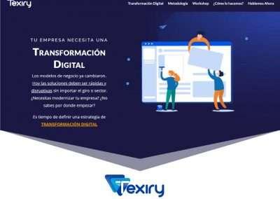 TEXIRY Partner de tecnología